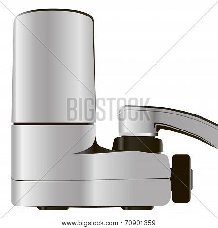 Faucet Water Filter System