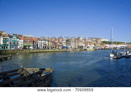 Middle Harbour, Whitby, North Yorkshire