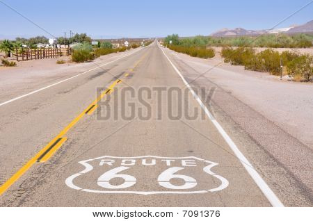 Mythical Road 66, Az