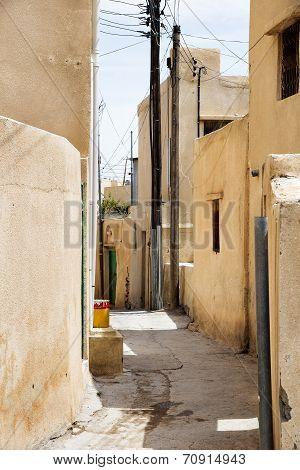 Streets Saiq Plateau
