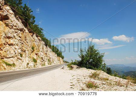 Landscape Near Makljen