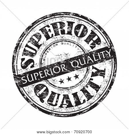 Superior quality grunge rubber stamp
