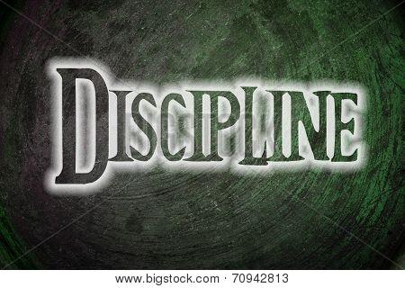 Discipline Concept