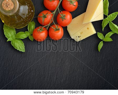 Ingredients Of Italian Cuisine
