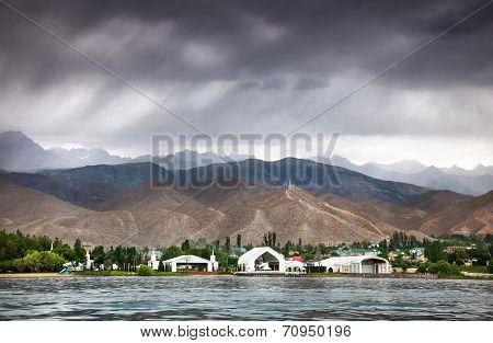 Ruh Ordo Near Issyk Kul Lake