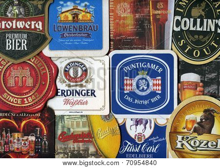 Background. Beermats
