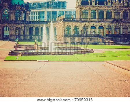 Dresden Zwinger
