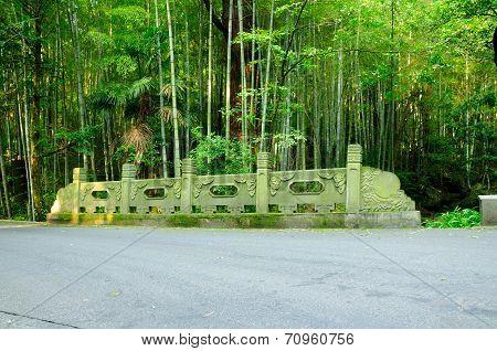 Cement Bridge and Road