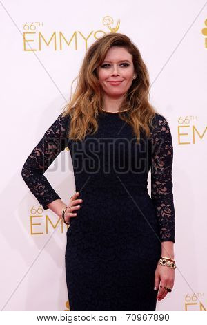 LOS ANGELES - AUG 25:  Natasha Lyonne at the 2014 Primetime Emmy Awards - Arrivals at Nokia at LA Live on August 25, 2014 in Los Angeles, CA