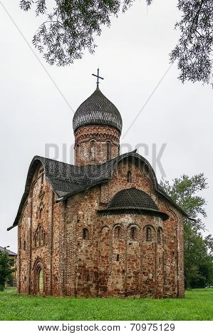 Sts. Peter And Paul Church, Veliky Novgorod