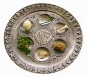 stock photo of seder  - Passover - JPG