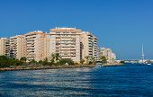 stock photo of tomas  - Tomas Maestre Harbor La Manga del Mar Menor Murcia Spain - JPG