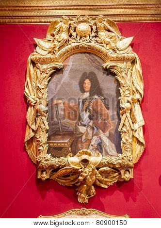 King Louis XIV of France