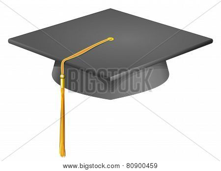 Graduation cap / Mortarboard