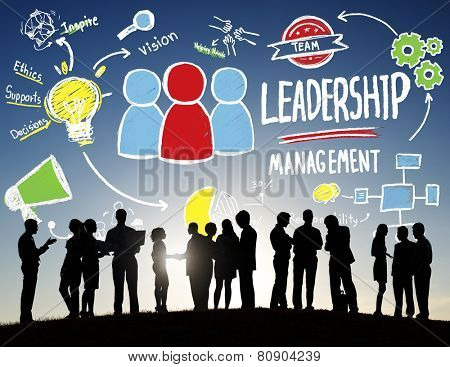 Diversity Business People Leadership Management Discussion Team Concept