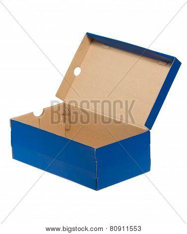 Open Shoe Box.