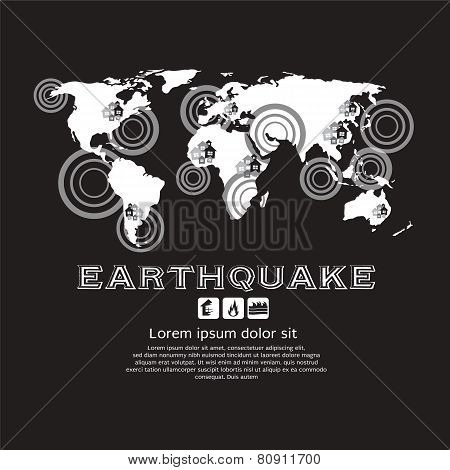 Earthquake.