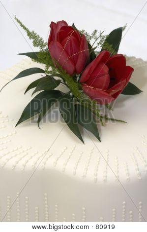 Cake Tulips