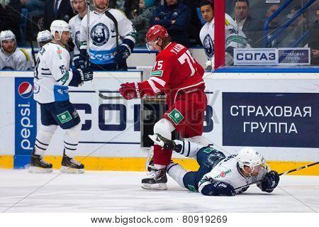 M. Yakubov (75) Vs M. Pierre (93)