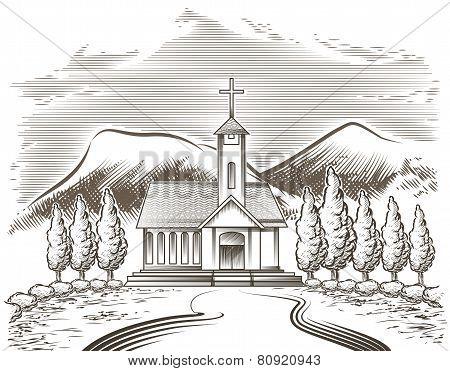 Church Landscape
