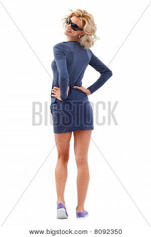 Summery Woman