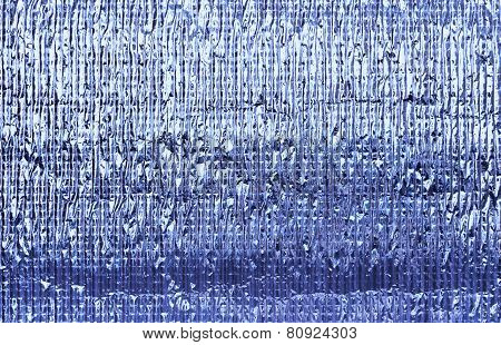 Blue futuristic texture