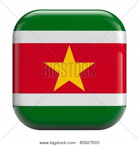 Suriname Flag Icon