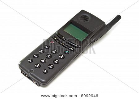 Old Black Cell Phone