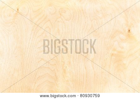 Birch Plywood Background