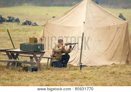 Guard The Tent
