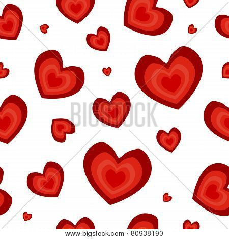 hearts, valentines day, background