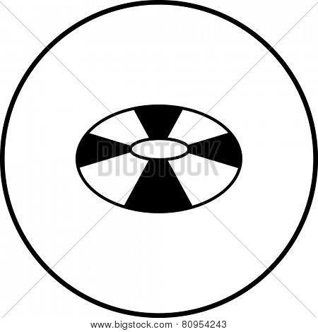 life buoy symbol