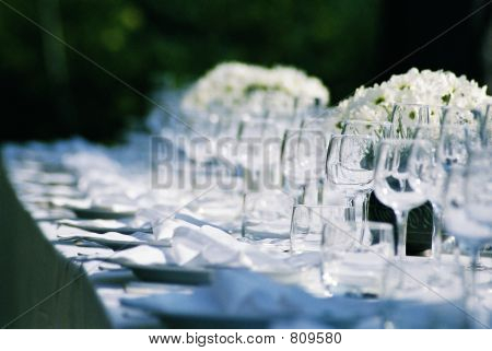 A wedding banquet