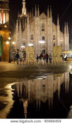 Duom of Milan