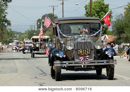 Ojai 4Th Of July Parade 2010