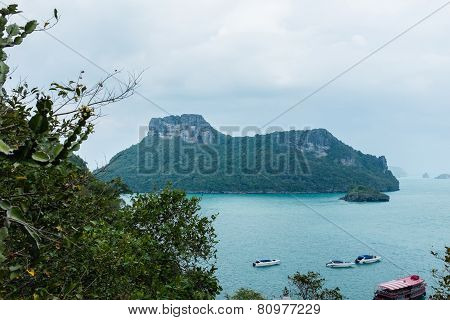 Angthong Islands