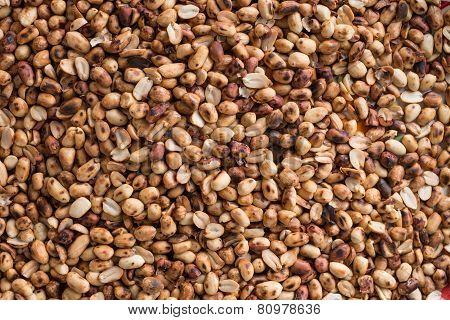 Roasted  Peanuts   Background