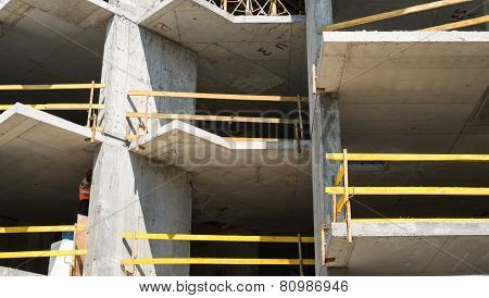 Concrete Framework Of The Future Building