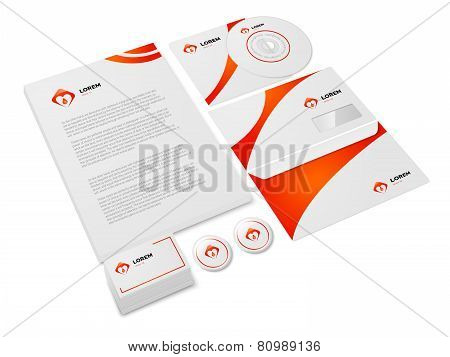 Medical Stationery Set