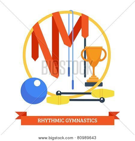 Rhythmics Gymnastic Concept