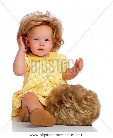 Baby Adjusting Wig