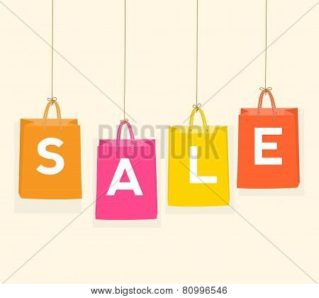 Sale Paper Bag for your design