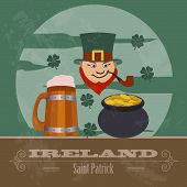 pic of ireland  - Ireland landmarks - JPG