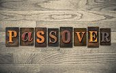 stock photo of passover  - The word  - JPG