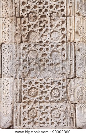 Turkish Design On Caravansary