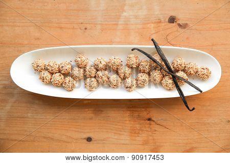 Giotto Ferrero & Vanilla Bean