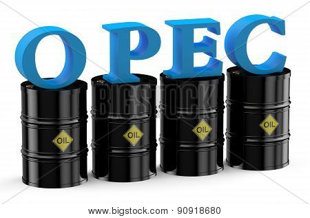 Opec Summit Concept