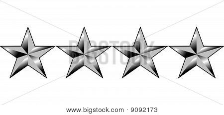 American Generals Four Stars