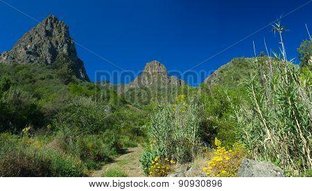 Inland Gran Canaria, Valsequillo Municipality