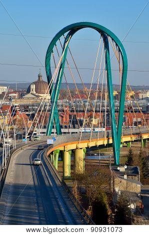 Bydgoszcz in Poland.